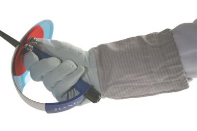 Jiang Sabre fencing Glove (Limited sizes)